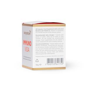 Immunaktivierung Immuno Vida Milchsäurebakterien-Kulturen Immunmodulation Immuno Vida kaufen