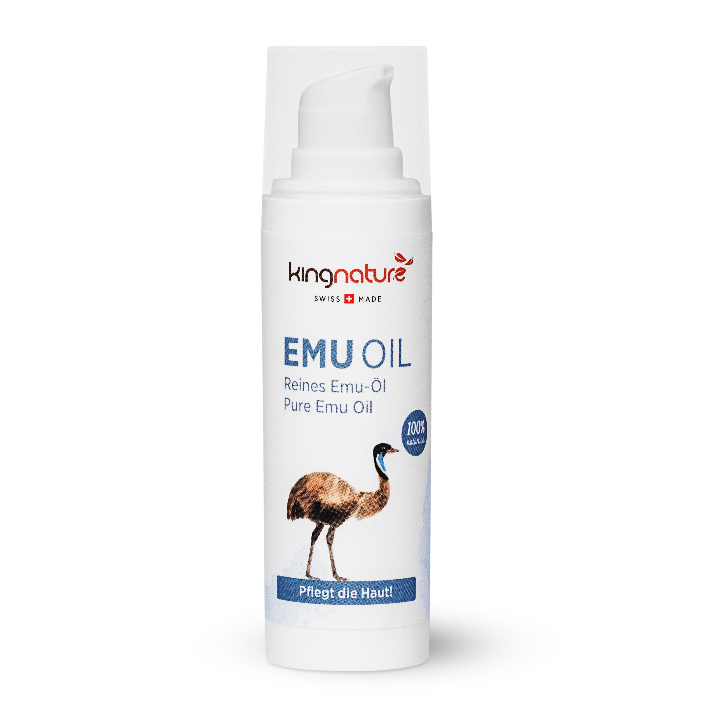 emu oil gel